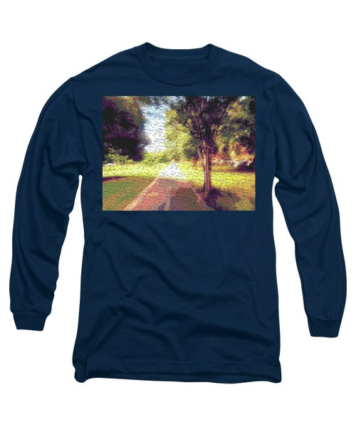 Contemporany Long Sleeve T-Shirt