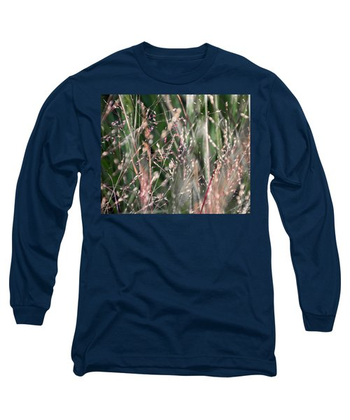Fairies In The Grass - Long Sleeve T-Shirt