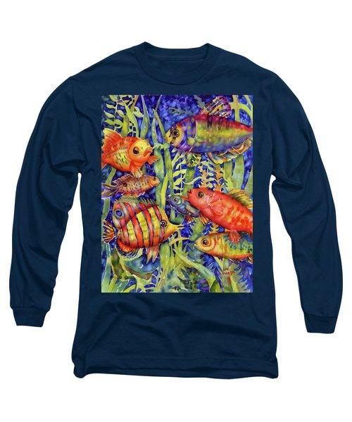 Fish Tales IIi Long Sleeve T-Shirt