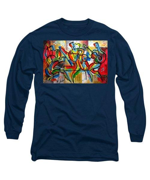 Free Jazz Long Sleeve T-Shirt