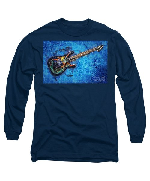 Guitar Love Long Sleeve T-Shirt