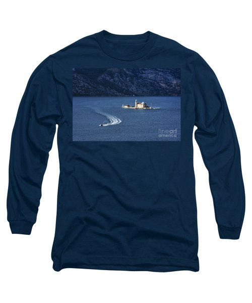 Our Lady Of The Rocks Church Long Sleeve T-Shirt