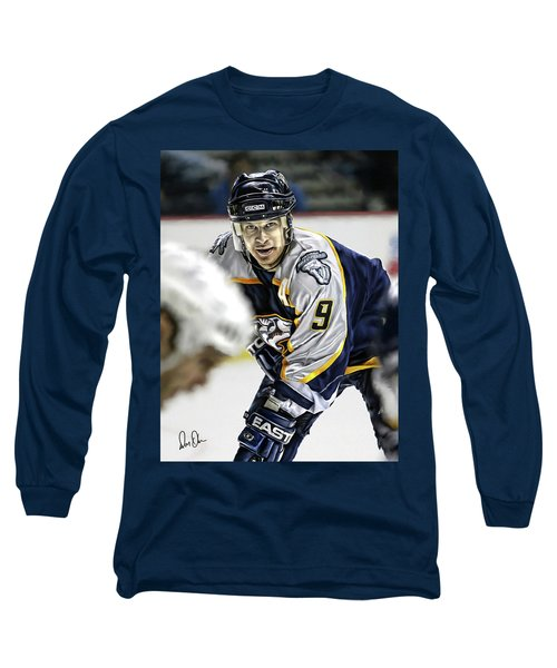 Paul Kariya Long Sleeve T-Shirt