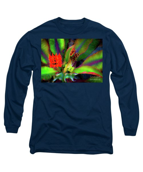 Plants And Flowers In Hawaii Long Sleeve T-Shirt