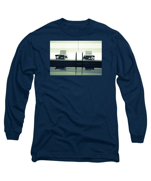 Long Sleeve T-Shirt featuring the photograph Remember The Day by Jez C Self