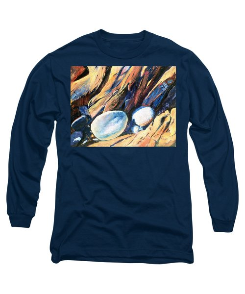 Rocky Beach Long Sleeve T-Shirt