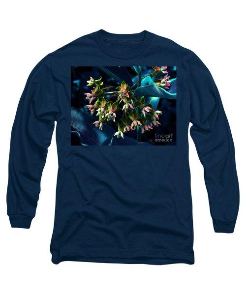 Satin Long Sleeve T-Shirt by Elfriede Fulda