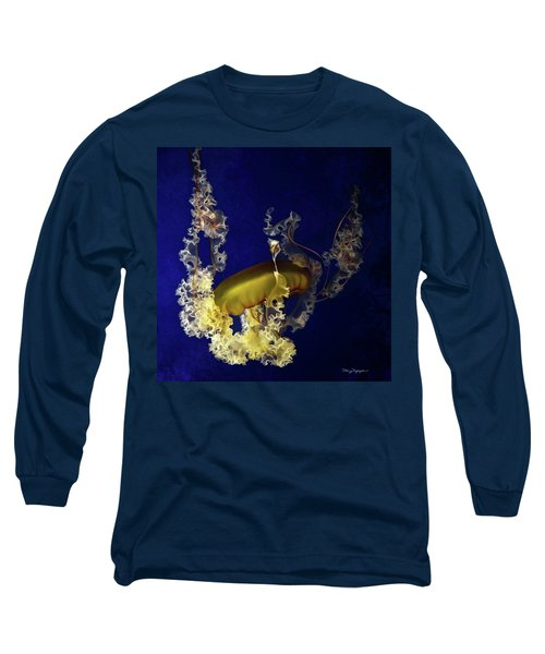 Sea Nettle Jellies Long Sleeve T-Shirt