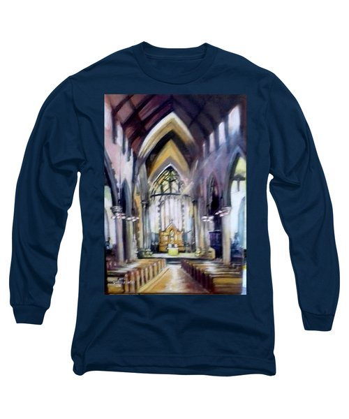 St Johns Cathedral Limerick Ireland Long Sleeve T-Shirt