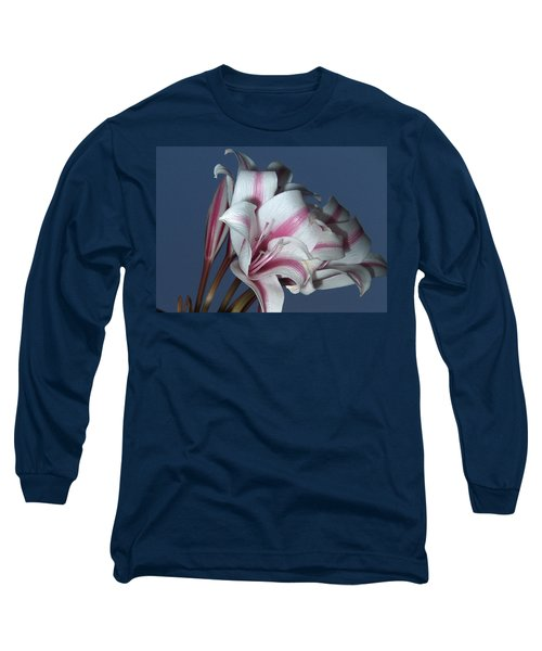 Star Flower Long Sleeve T-Shirt