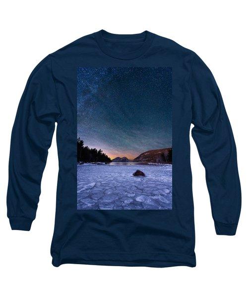 Stars On Ice Long Sleeve T-Shirt