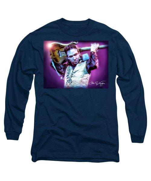 Stevie Ray Vaughan - Love Struck Baby Long Sleeve T-Shirt