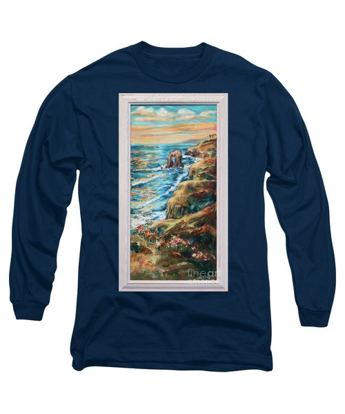 Sunset Cliffs Long Sleeve T-Shirt