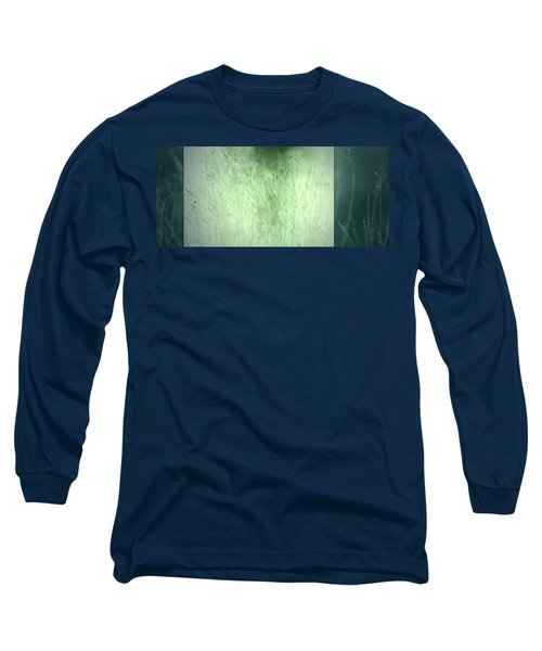 Long Sleeve T-Shirt featuring the photograph Surface by Mark Ross