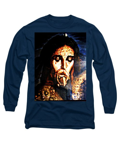 The Blood Of Christ Long Sleeve T-Shirt