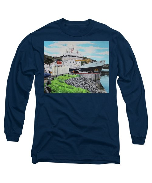 The Ranger Long Sleeve T-Shirt