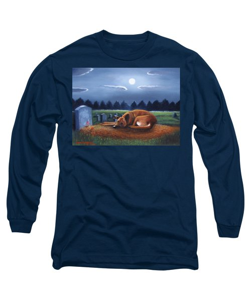 The Watchman Long Sleeve T-Shirt by Gene Gregory