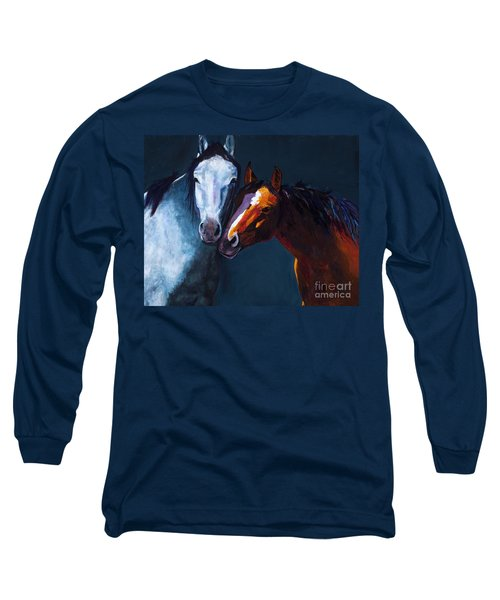 Unbridled Love Long Sleeve T-Shirt