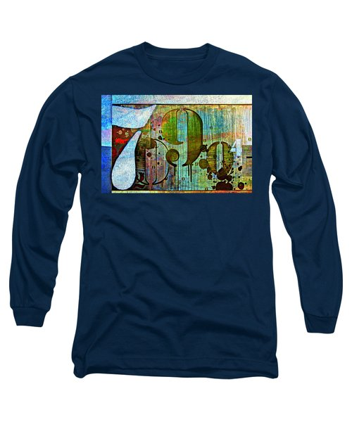 Urban Art Long Sleeve T-Shirt