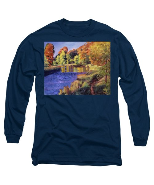 Whispering River Long Sleeve T-Shirt