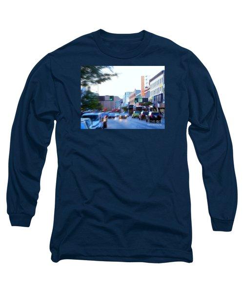 125th Street Harlem Nyc Long Sleeve T-Shirt