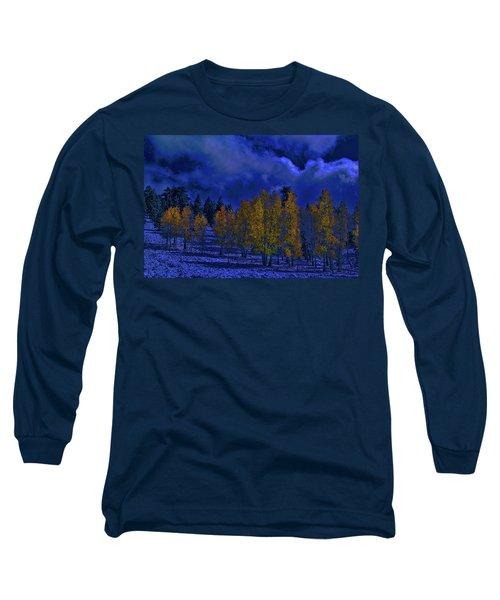 Rocky Mountain Fall Long Sleeve T-Shirt