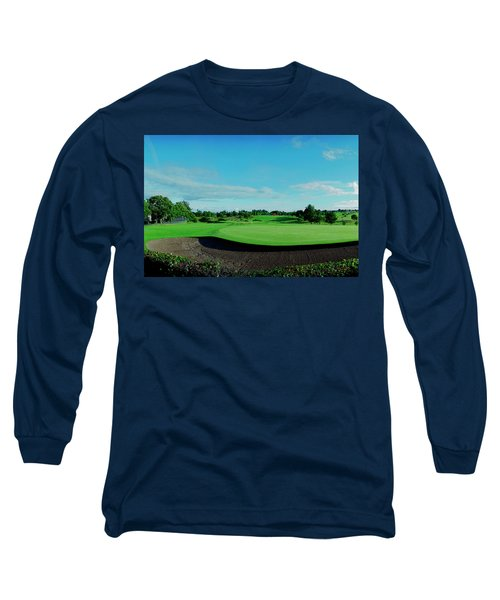 18th Bunker Long Sleeve T-Shirt by Jan W Faul
