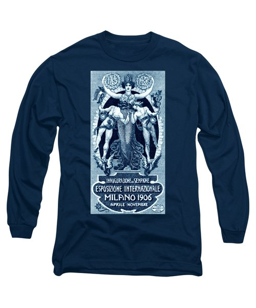 1906 Milan International Expo Long Sleeve T-Shirt