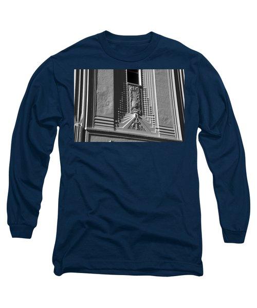 1929 Miami Landmark Long Sleeve T-Shirt
