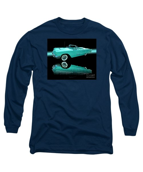 1959 Ford Thunderbird Long Sleeve T-Shirt