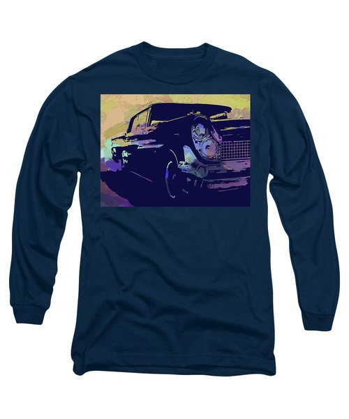1959 Lincoln Continental Abs Long Sleeve T-Shirt