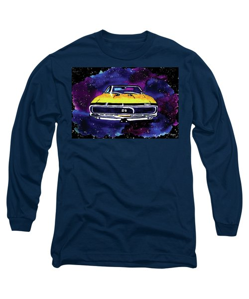 1967 Chevy Camaro Ss Long Sleeve T-Shirt