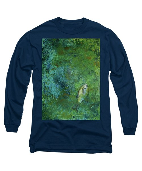 Algae Bloom Long Sleeve T-Shirt