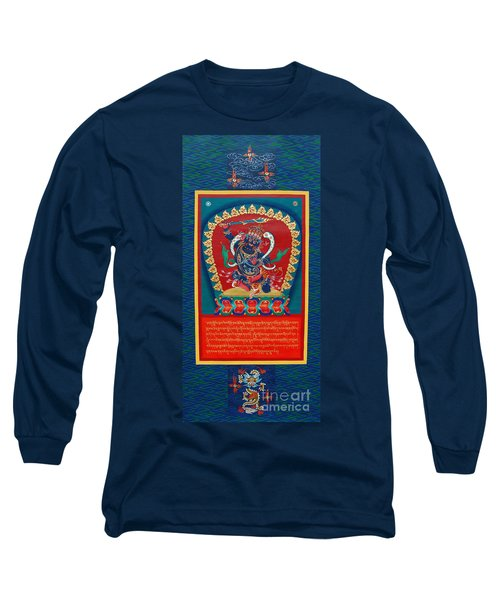 Arya Achala - Immovable One Long Sleeve T-Shirt