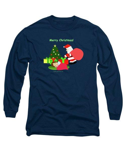 Christmas #2 Long Sleeve T-Shirt