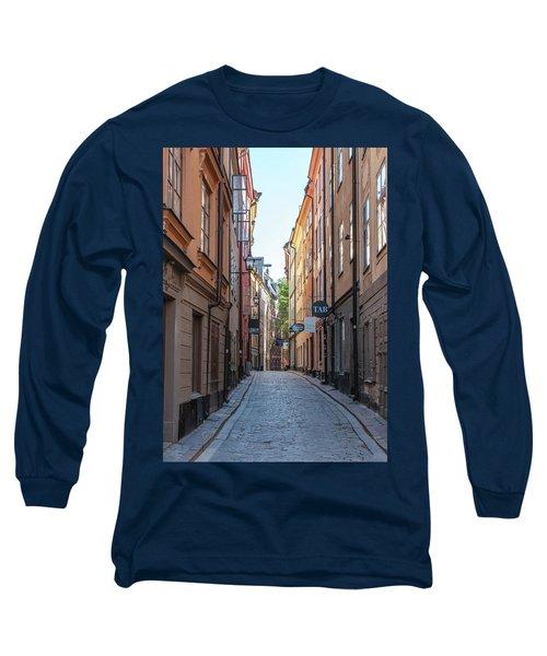 Gamla Stan Long Sleeve T-Shirt