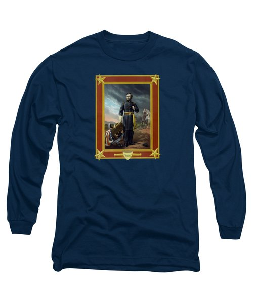 General Us Grant Long Sleeve T-Shirt