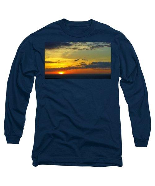 Extraordinary Maui Sunset Long Sleeve T-Shirt