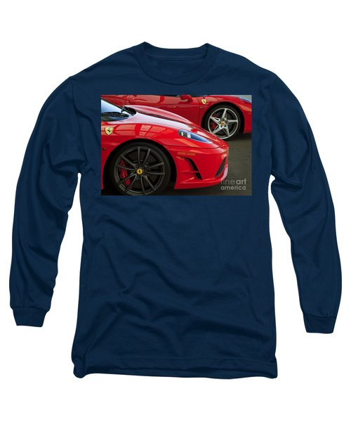 2 Of A Kind Long Sleeve T-Shirt by Dennis Hedberg