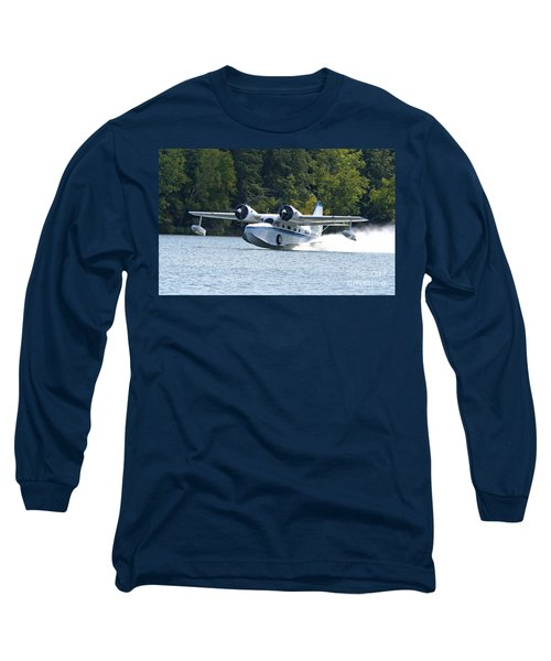 Picking Up Speed Long Sleeve T-Shirt