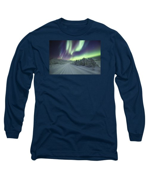 Road View Long Sleeve T-Shirt