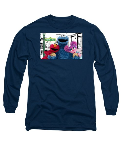 Sesame Street Long Sleeve T-Shirt