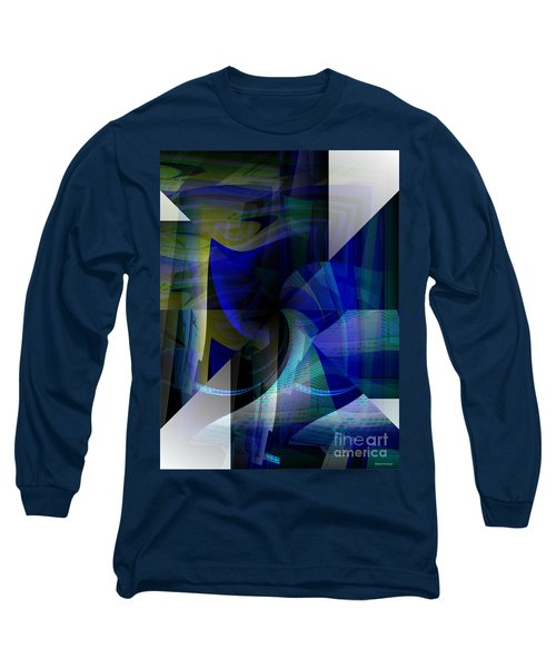 Transparency 4   Long Sleeve T-Shirt by Thibault Toussaint
