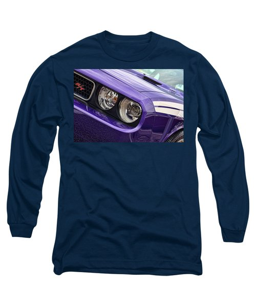 2011 Dodge Challenger Rt Long Sleeve T-Shirt by Gordon Dean II