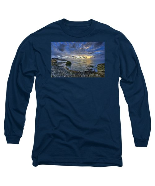 Sunset Cliffs Long Sleeve T-Shirt