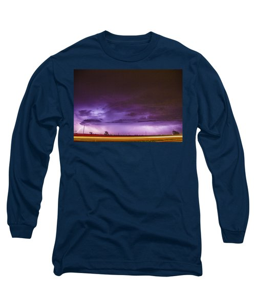 6th Storm Chase 2015 Long Sleeve T-Shirt