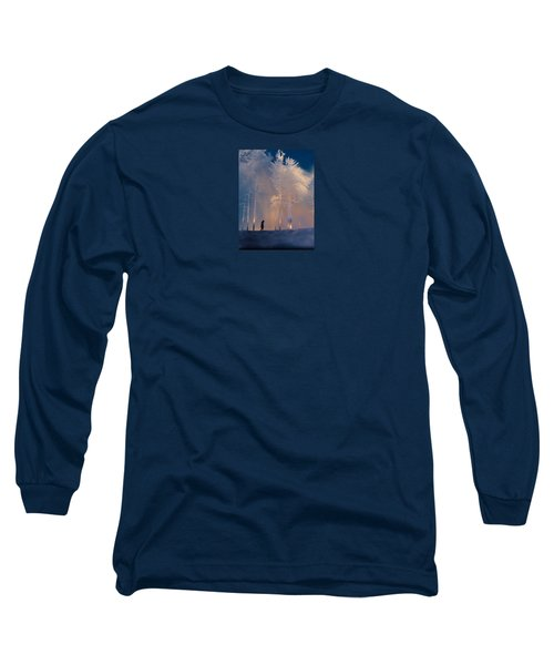 3991 Long Sleeve T-Shirt by Peter Holme III