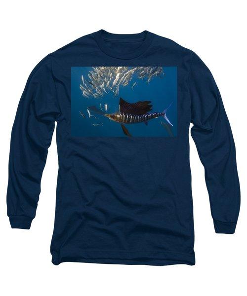 Atlantic Sailfish Istiophorus Albicans Long Sleeve T-Shirt