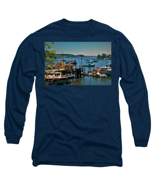 Booth Bay Long Sleeve T-Shirt