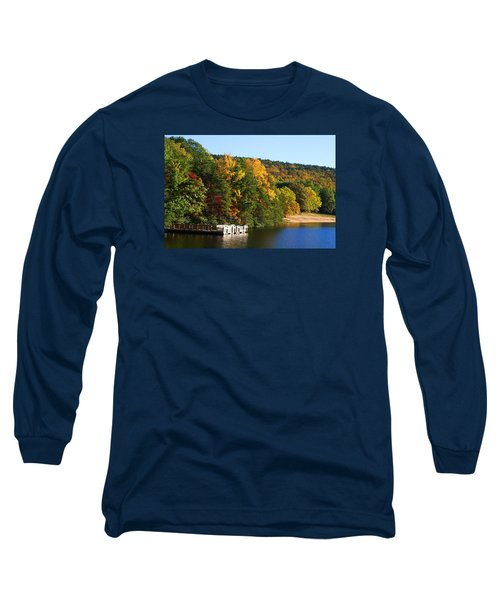 Hanging Rock Lake Long Sleeve T-Shirt